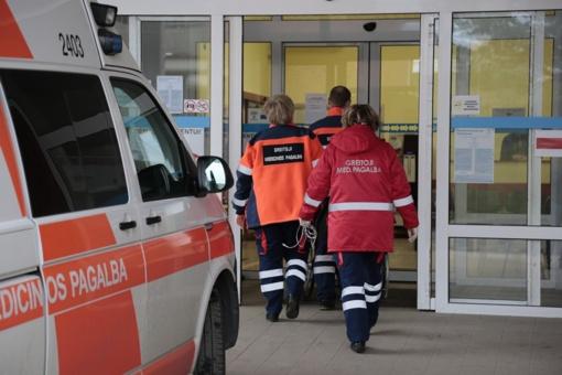 Marijampolės ligoninėje –  užsikrėtusiųjų COVID-19 virusu vis daugiau