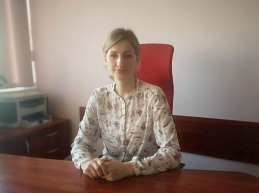 Lazdijų rajono savivaldybės visuomenės sveikatos biurui laikinai vadovaus Simona Jasinskienė