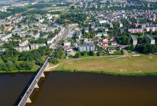 Jonavos mieste fiksuota padidėjusi ozono koncentracija