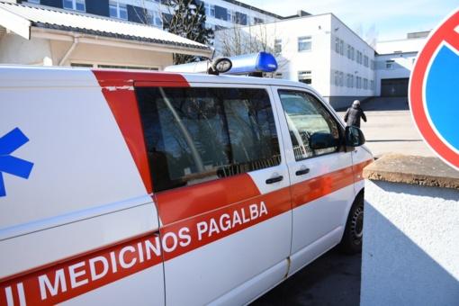 Panevėžio ligoninės Urologijos skyriaus pacientų ir darbuotojų pirmojo testo rezultatai – neigiami