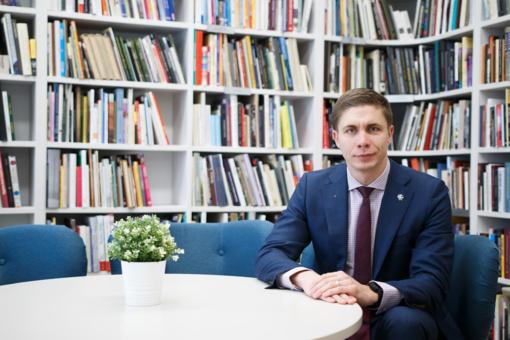 Meras M. Sinkevičius: turime įveikti virusą ir susigrąžinti savo gyvenimus