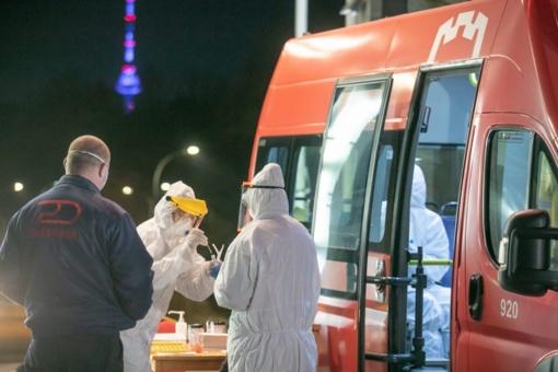 Vilnius ruošiasi ir blogiausiam koronaviruso plitimo scenarijui, įtraukiant regionus bei laikinos ligoninės sukūrimą