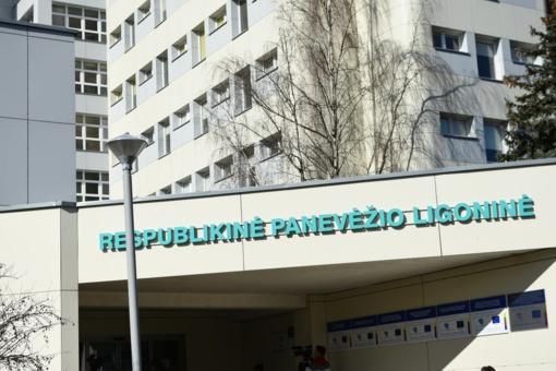 27-ių Panevėžio ligoninės darbuotojų ir pacientų pirmojo testo rezultatai – neigiami