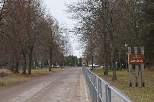 Ivoniškių kapinėse vėl centralizuotai tiekiamas vanduo