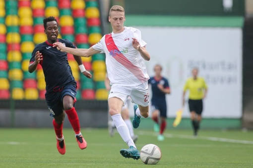 Edvinas Dubavičius: nuo žaidimo Varėnoje iki Pasaulio čempionato Kretoje