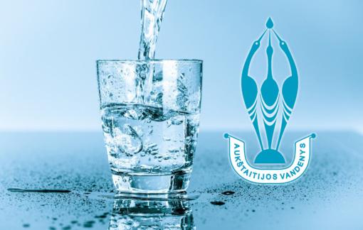 """""""Aukštaitijos vandenys"""" informuoja. Sutriks vandens tiekimas"""