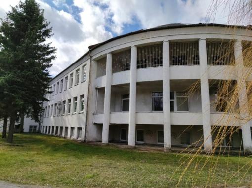 Mažeikių ligoninės Psichiatrijos skyriaus patalpose pradės veikti COVID-19 skyrius