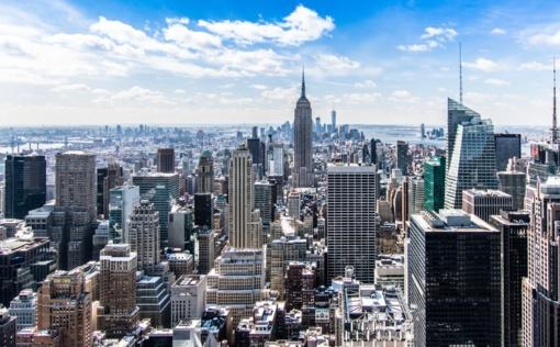 Niujorke pasiektas naujas COVID-19 aukų rekordas