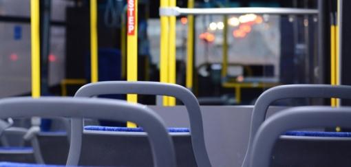 Svarbu: Velykų savaitgalį keičiasi viešojo transporto tvarkaraščiai