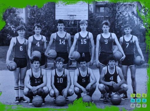 Anykščių krašto sporto istorija. Ar pažįstate šiuos atletus? (I)