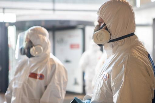 Per vakar dieną Lietuvoje nustatyti 45 koronaviruso atvejai