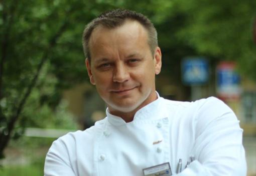 Mirė žinomas virtuvės šefas Danas Černiauskas