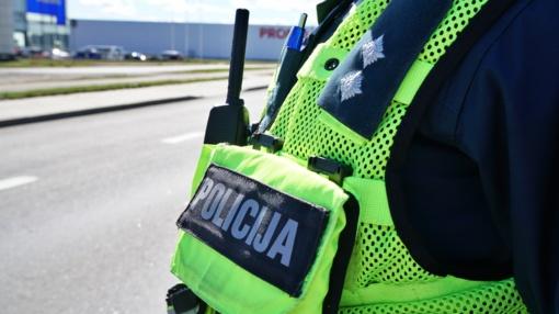 Vilniaus rajone neblaivus pasienietis sukėlė avariją