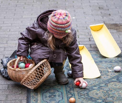 Šventų Velykų belaukiant: renginiai Joniškio rajone