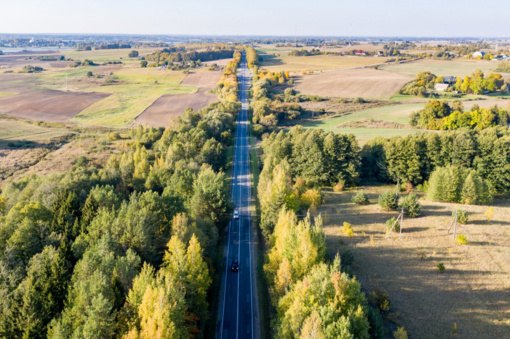 Keliui Kaunas–Prienai–Alytus prašoma suteikti magistralės statusą