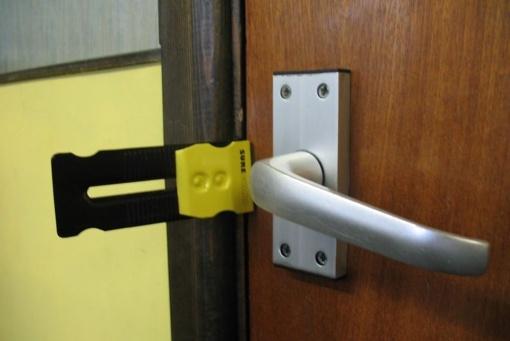 Išlaužus duris apvogtas biržiečių namas