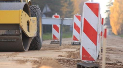Pasirašytos 3 žvyrkelių asfaltavimo sutartys
