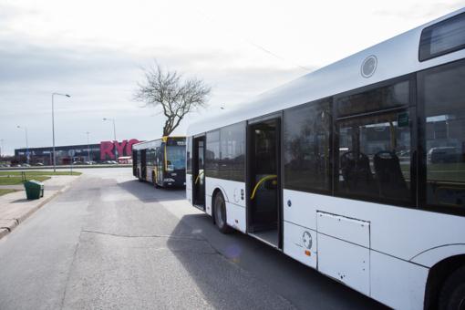 16-ojo maršruto autobusai – vasaros grafiku ir be pertraukų