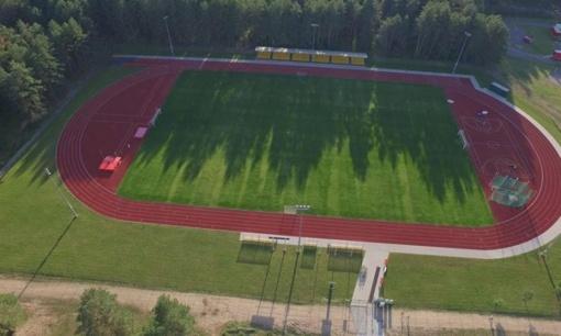 Atidaromas miesto stadionas