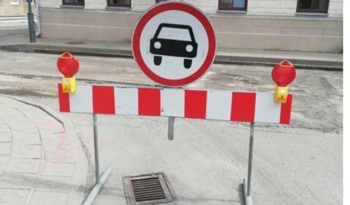 Vilniaus, Bataliono ir Beržų gatvėse bus ribojamas eismas