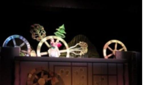 Panevėžio lėlių vežimo teatras kviečia spektaklius žiūrėti virtualiai