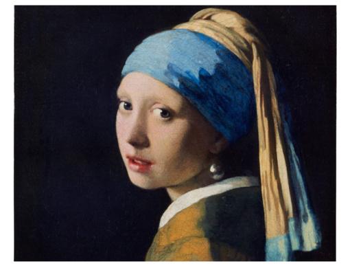 """Naujas tyrimas pateikė asmeniškesnės informacijos apie """"Merginą su perlo auskaru"""""""