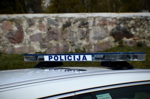 Nusikalstamų įvykių kiekis Šiauliuose – kiek žemiau vidurkio