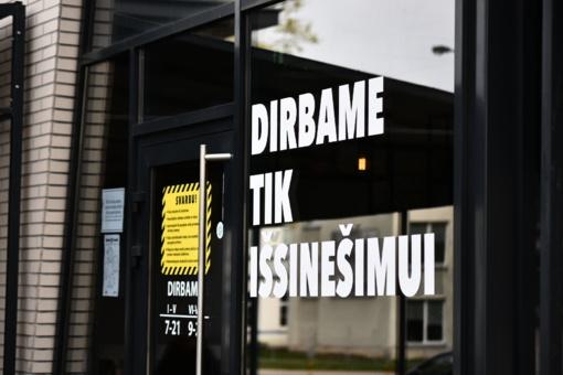 Nuo karantino kenčiančiam verslui – Panevėžio savivaldybės pagalba