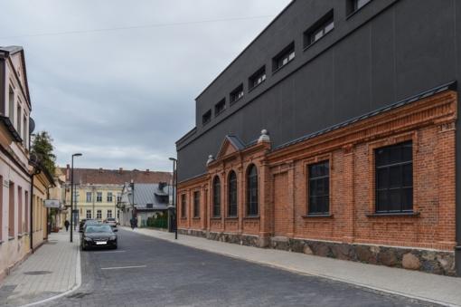 Panevėžiečiams duris atvėrė bibliotekos, galerijos, muziejai