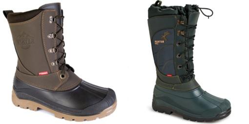 Medžiotojų batai – aukšta kokybė už gerą kainą