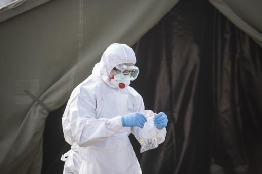 PSO nepraranda vilties įveikti pandemiją, nors aukų skaičius artėja prie 750 tūkstančių
