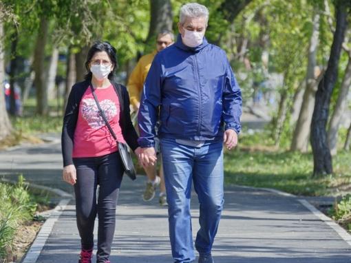 Svarbiausi antradienio įvykiai: viruso plitimas, S. Cichanouskaja Lietuvoje, rusiška vakcina