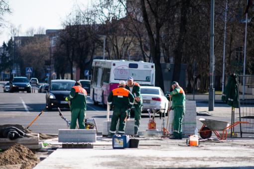 Panevėžio gatvių atnaujinimas įgyja naują pagreitį