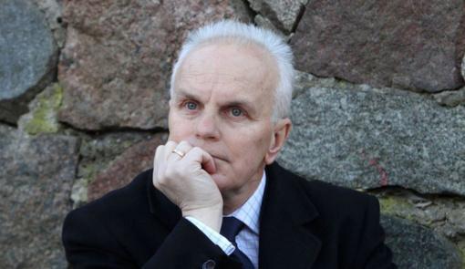 Matematikas B. Burgis trečiadienį bus laidojamas Antakalnio kapinėse Vilniuje