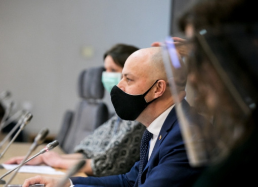 Koronavirusas Lietuvoje: svarbiausios pirmadienio naujienos