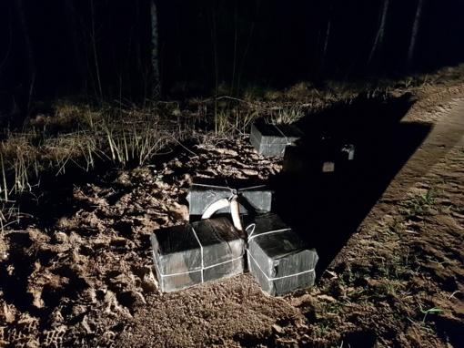 Kontrabandininkas iš Šalčininkų rajono per mėnesį užsidirbo du ikiteisminius tyrimus