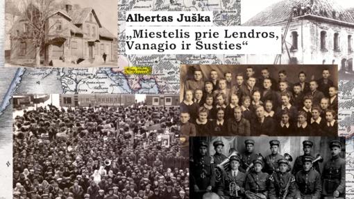 Rengiama knyga apie Žemaičių Naumiestį