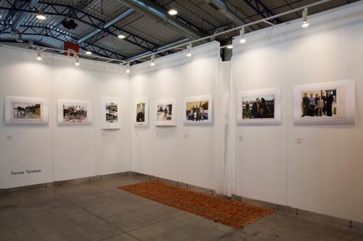 """""""Vilkamirgės"""" galerija atranda ir garsina ukmergiškius menininkus"""