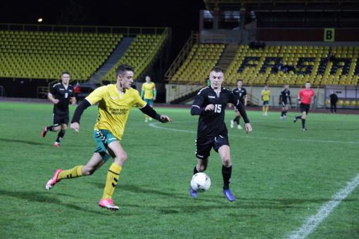 Šiaulių universiteto futbolininkai paskelbti Lietuvos studentų futbolo lygos čempionais