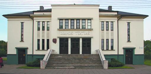 Marijampolės dramos teatras bylinėjasi dėl savarankiškumo