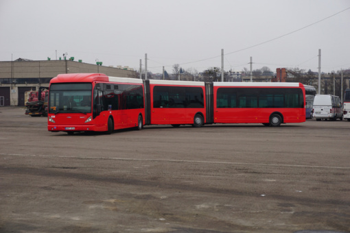 """""""Kauno autobusai"""" žada mažinti viešojo transporto reisus mieste"""