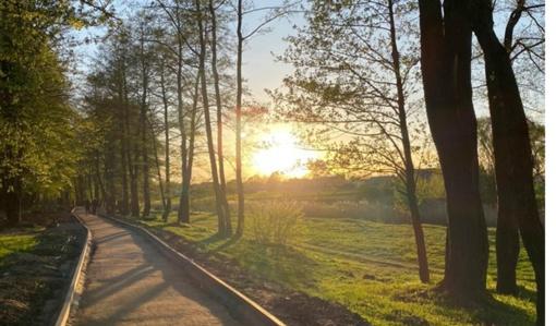 Marijampolės Pašešupio parke ir toliau vyksta darbai: parkas darosi vis gražesnis