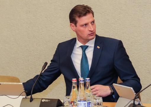 K. Mažeika: aplinkosauginis budrumas dėl Astravo AE padidės