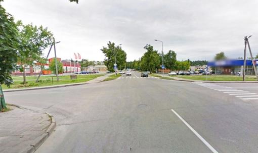 Šią savaitę pradedami Alytaus Pulko, Rūtų ir Gardino gatvių žiedinės sankryžos įrengimo darbai