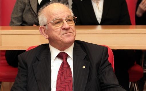 Mirė teisininkas Stasys Stačiokas