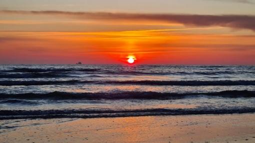 Smiltynėje vanduo – švarus, maudytis leidžiama