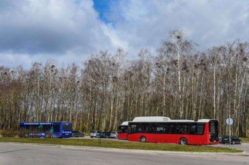 Panevėžyje – autobusų eismo pokyčiai