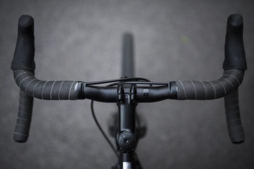 Visagine pavogtas dviratis