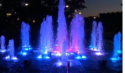 Kupiškio miesto fontanas vėl džiugins lankytojus (video)