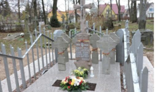 Pasvalyje atnaujintas Lietuvos karių savanorių kapas